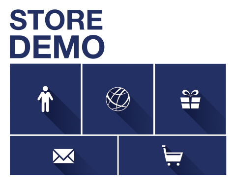 Demo Store Image Link