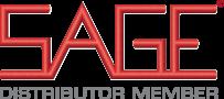 SAGE Distributor Memeber Logo