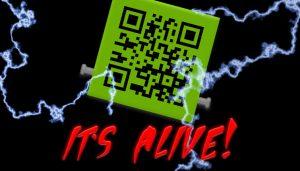 QR Codes Alive img
