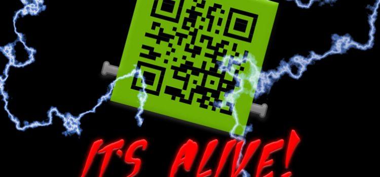 It's Alive…Alive…Alive!