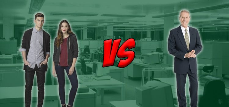 Business Casual vs Dress Casual