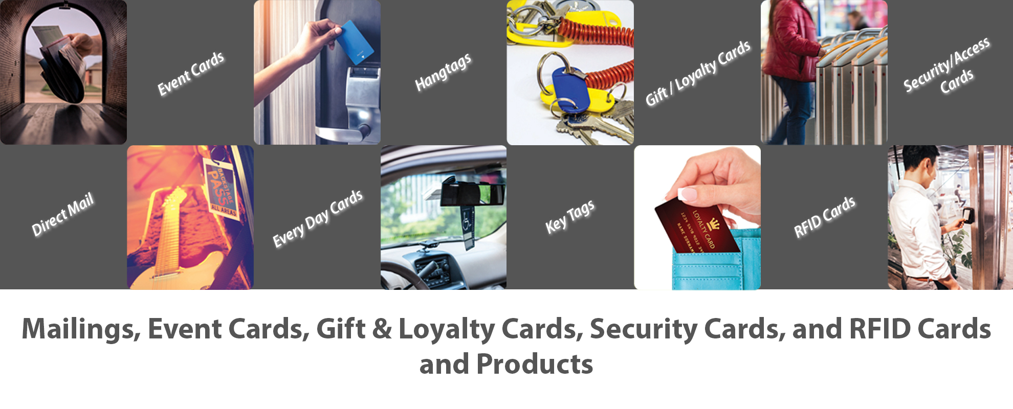 Card Products Graphic