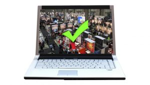 Laptop Graphic